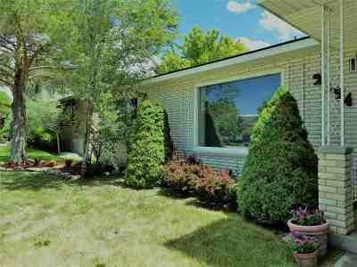 Pocatello Single Family Home For Sale: 2494 S Fairway