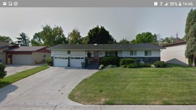 Pocatello ID Single Family Home For Sale: $175,000