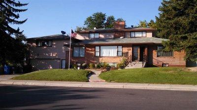 Pocatello Single Family Home For Sale: 114 S 17th St