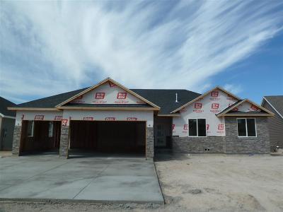 Pocatello Single Family Home For Sale: 3019 Athos
