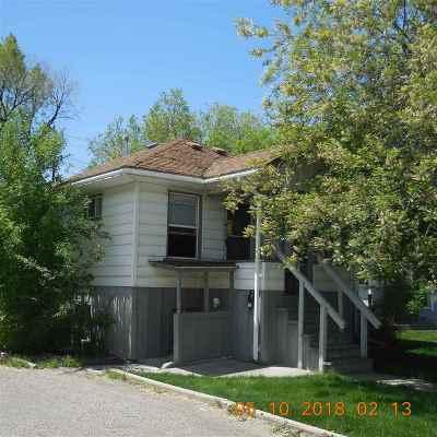 Pocatello Multi Family Home For Sale: 725 N 10th