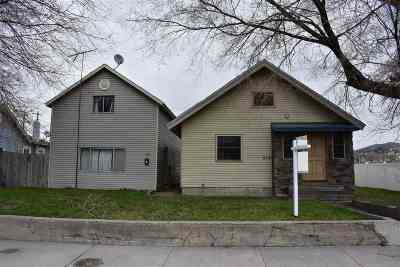Pocatello Multi Family Home For Sale: 318 & 324 N 4th Ave