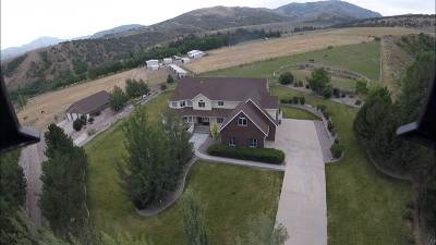 Pocatello Single Family Home For Sale: 2624 Wild Horse Ridge