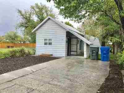 Pocatello Single Family Home For Sale: 1252 S 3rd