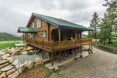 Lava Hot Springs ID Single Family Home For Sale: $489,000