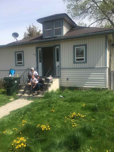 Pocatello Single Family Home For Sale: 806 N Hayes
