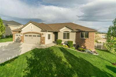 Pocatello Single Family Home For Sale: 1468 Stoneridge
