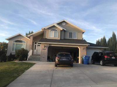 Pocatello Single Family Home For Sale: 2896 Shelly Place