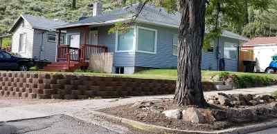 Pocatello Single Family Home For Sale: 1033 W Fremont