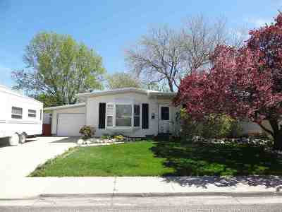 Pocatello Single Family Home For Sale: 930 Park Ave
