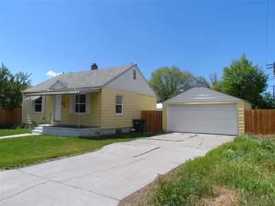Pocatello Single Family Home For Sale: 524 E Lawton