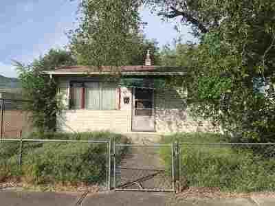 Pocatello Single Family Home For Sale: 245 N 3rd