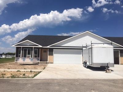 Chubbuck Single Family Home For Sale: 1080 Pinewood