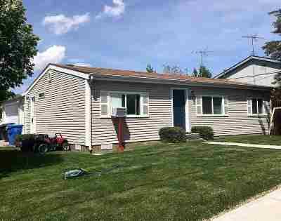 Pocatello Single Family Home For Sale: 3837 Nora