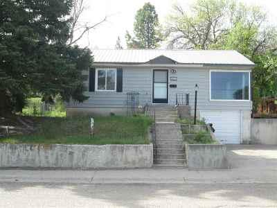 Pocatello Single Family Home For Sale: 107 Westello