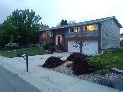 Pocatello Single Family Home For Sale: 2489 Fairway Dr.