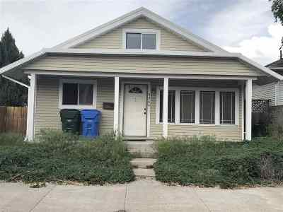 Pocatello Single Family Home For Sale: 920 S 2nd