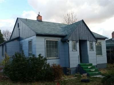 Pocatello Single Family Home For Sale: 948 Brennan