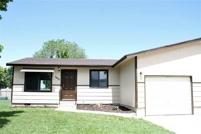 Pocatello Single Family Home For Sale: 1648 Kinghorn