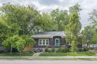 Pocatello Single Family Home For Sale: 1126 E Lewis Street