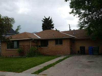 Pocatello Multi Family Home For Sale: 935 N Garfield