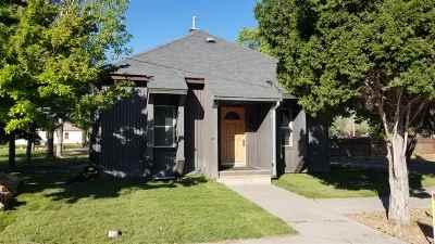 Pocatello Single Family Home For Sale: 1857 S 4th