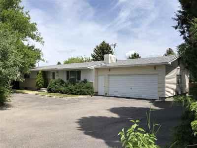 Chubbuck Single Family Home For Sale: 4934 Spraker