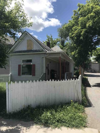 Pocatello Single Family Home For Sale: 637 N Harrison