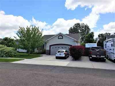 Chubbuck Single Family Home For Sale: 921 Homerun