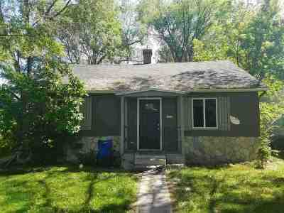 Pocatello Single Family Home For Sale: 744 N 11th