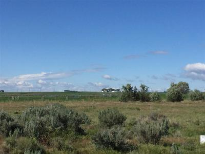 American Falls Residential Lots & Land For Sale: Lot 3 Center Pleasant Valley Road