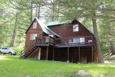 Lava Hot Springs ID Single Family Home For Sale: $225,000