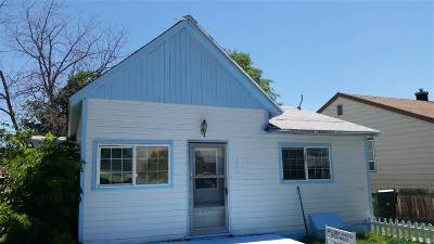 Pocatello Single Family Home For Sale: 220 Randolph