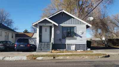 Pocatello Single Family Home For Sale: 1326 E Clark