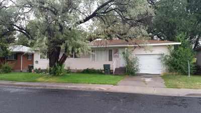 Pocatello Multi Family Home For Sale: 1322 Willard