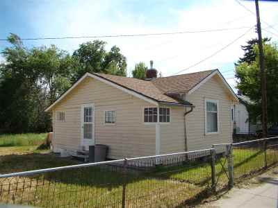 Pocatello Single Family Home For Sale: 311 W Elm