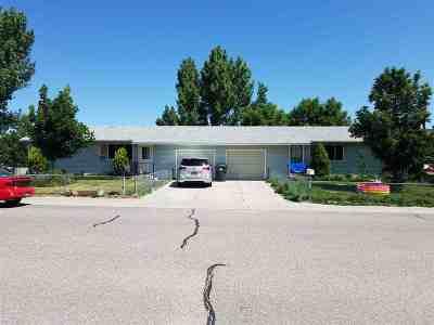 Pocatello Multi Family Home For Sale: 240 & 250 Canyon Drive