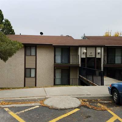 Pocatello Single Family Home For Sale: 1518 Bench, C-1