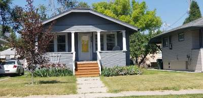 Pocatello Single Family Home For Sale: 424 N 11th