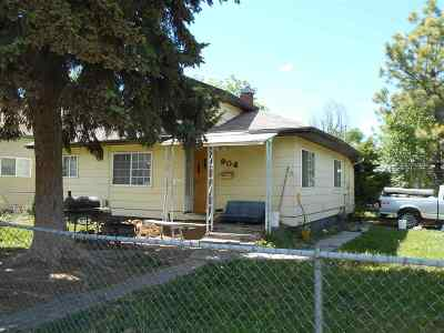 Pocatello ID Single Family Home For Sale: $49,900