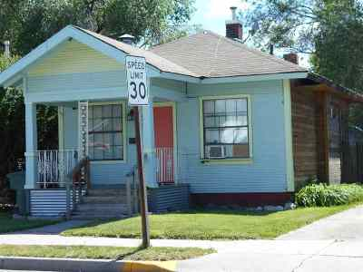 Pocatello ID Single Family Home For Sale: $65,900