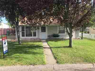 Pocatello ID Single Family Home For Sale: $104,900