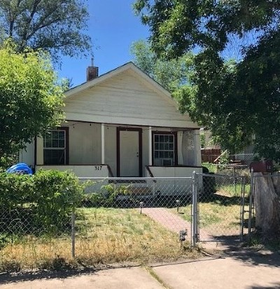 Pocatello ID Single Family Home For Sale: $69,900