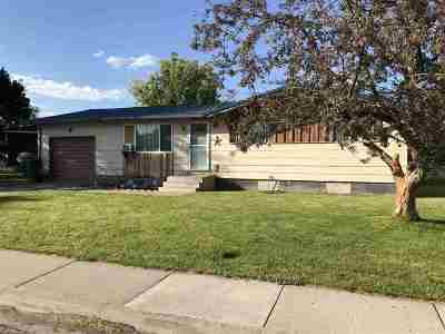 Pocatello ID Single Family Home For Sale: $142,900
