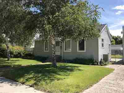 American Falls ID Single Family Home For Sale: $114,900