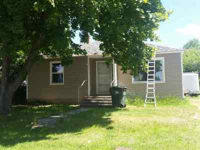 Pocatello ID Single Family Home For Sale: $115,000