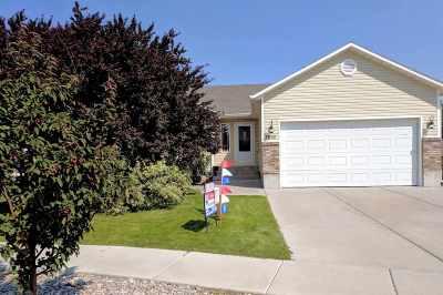 Chubbuck Single Family Home For Sale: 1010 Memory Lane