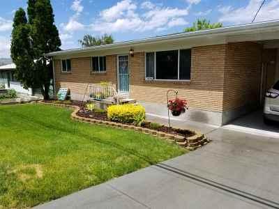 Pocatello ID Single Family Home For Sale: $144,900