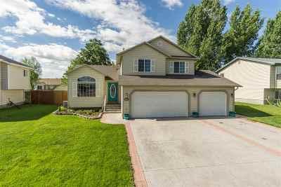 Chubbuck Single Family Home For Sale: 315 Joel