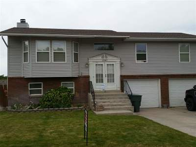 Pocatello ID Single Family Home For Sale: $185,000